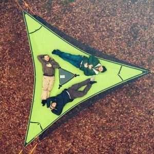 Tentsile Trillium Giant 3-Person Camping Hammock (3.0)