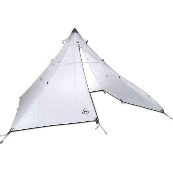 HyperLite Mountain Gear Ultamid 4 - Ultralight (1.44 lbs) Pyramid Tent