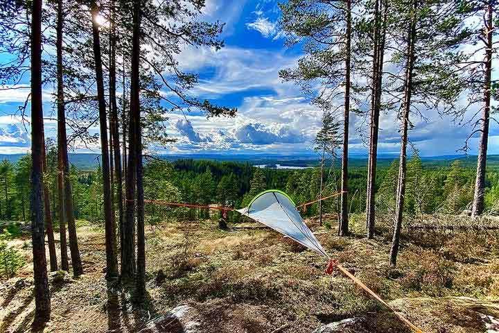 Tentsile UNA 1-Person Hammock Tree Tent